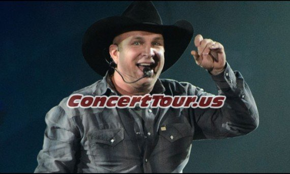 Garth Brooks Continues His Tour. Will He Tour Into 2017? Only Time Will Tell!