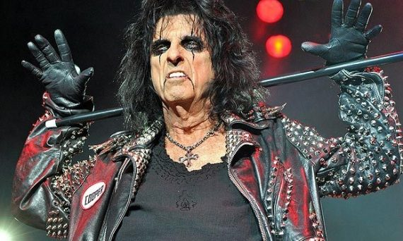 Don't miss your chance to see Alice Cooper live in concert!