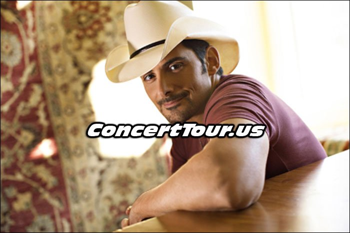 Brad Paisley Announces 2015 Summer Tour Called Crushin' It World Tour!