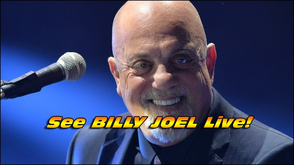 Billy Joel Song List For Tour