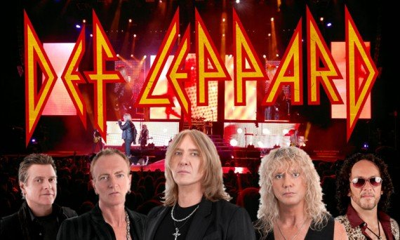 Def Leppard is Back in the Studio for New Album