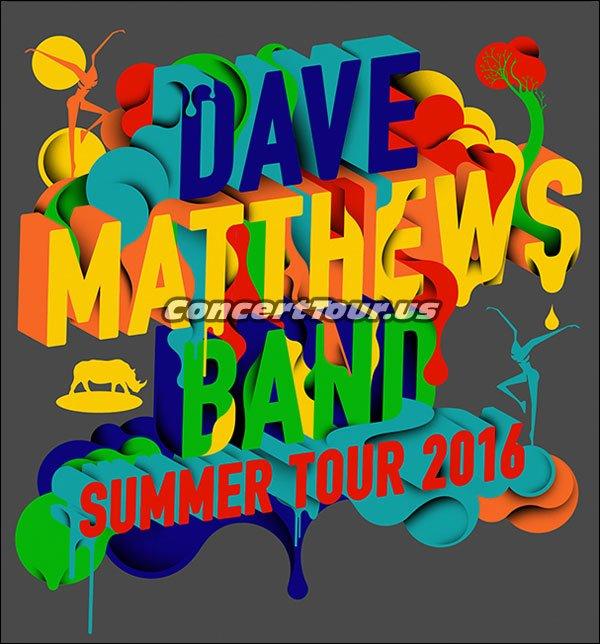 Dmb tour dates in Australia