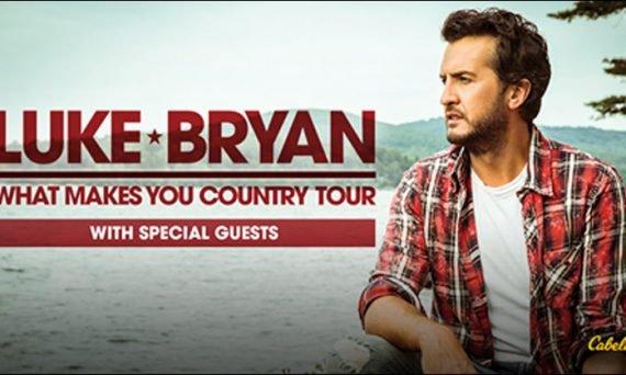 Luke Bryan 2018 Tour - Don't Miss It!