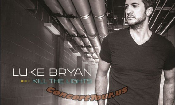 Luke Bryan Announces 2016 Kill The Lights Tour for this year!