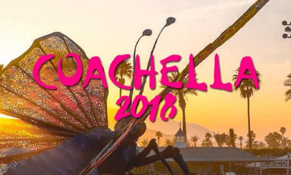 2018 COACHELLA is going to be awesome!!