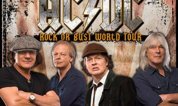 AC/DC Extend Their ROCK OR BUST Tour Into 2016, Don't Miss It!