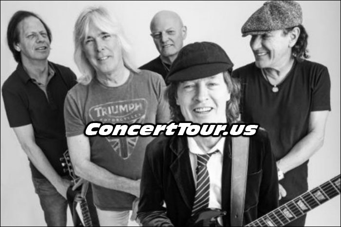 AC/DC Added North American Tour Dates To Their Rock Or Bust Tour!