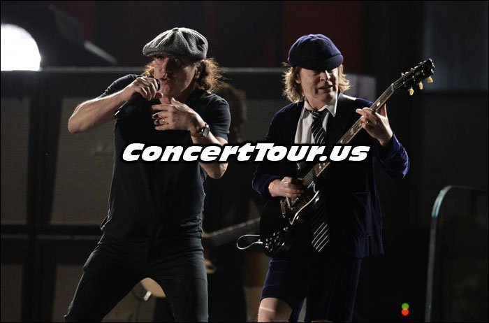 AC/DC Performing Live At The 2015 Grammy Awards!