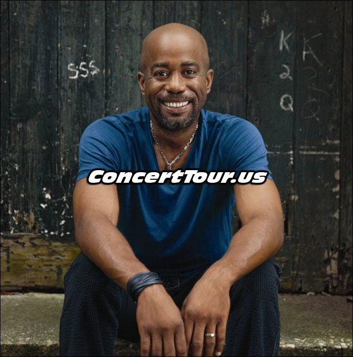Darius Rucker To Go On 2015 Southern Style Concert Tour