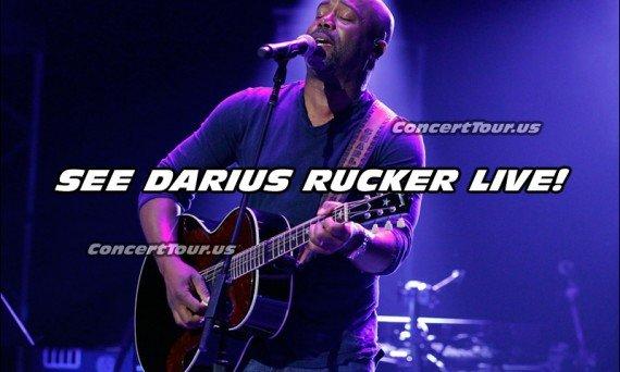 Darius rucker tour dates in Melbourne