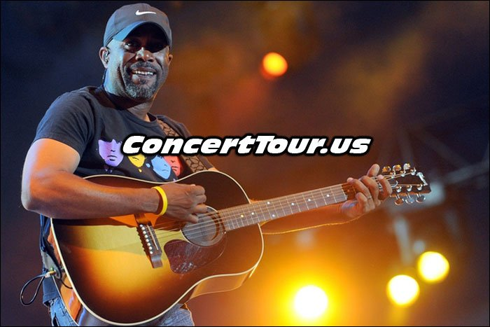 Darius Rucker Performing Live On Stage and in Concert!