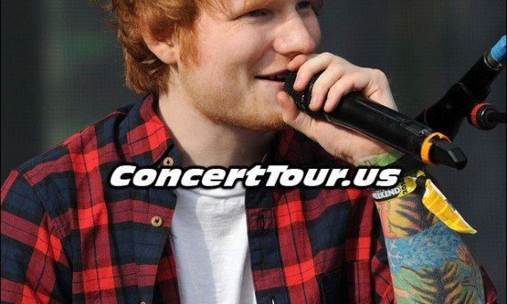 Ed Sheeran Sings Live!