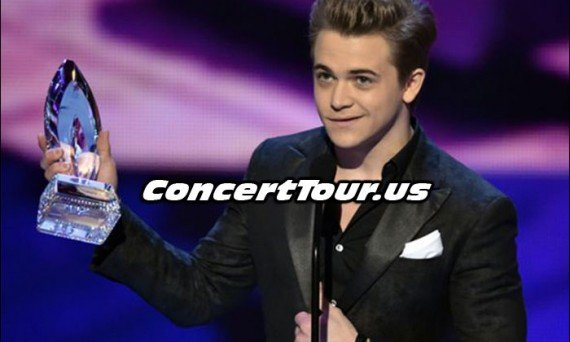 Hunter Hayes 2015 | Concert Tour