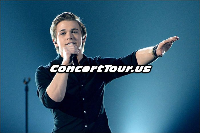 Hunter Hayes to Tour with Lady Antebellum!