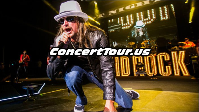 Kid Rock Tour | 2016 - 2017 Kid Rock Concert Tour Dates | Concert Tour