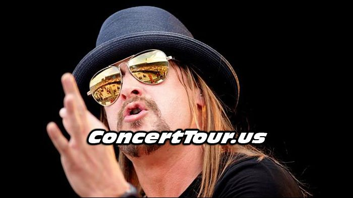 Kid Rock To Tour With Foreigner This Summer!