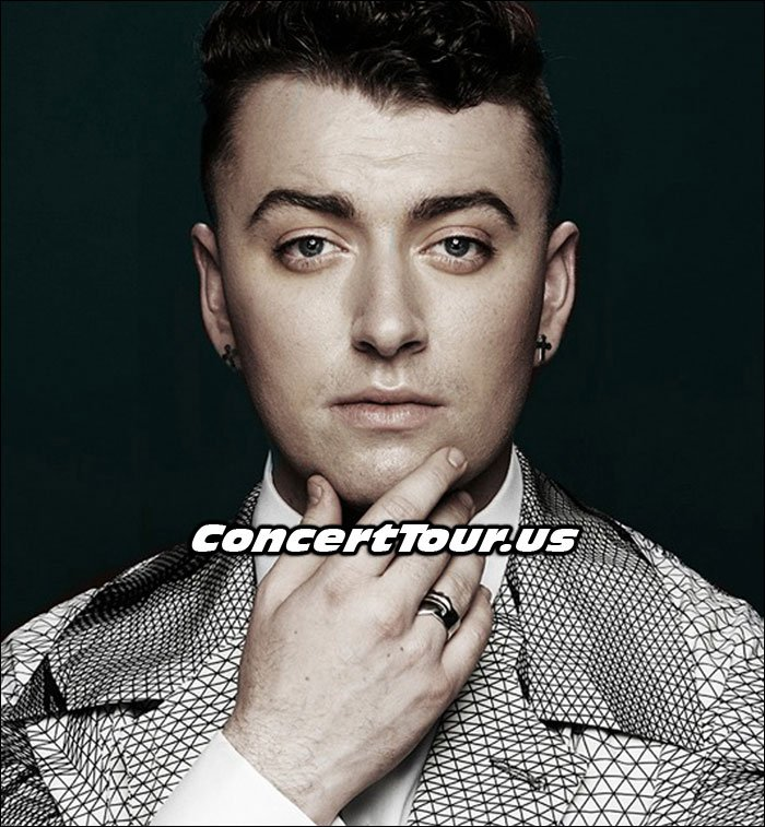 Sam Smith Plans His 2015 Summer Concert Tour
