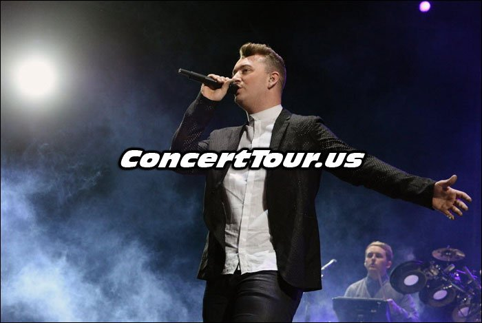 Your Chance to see Sam Smith Live in Concert!