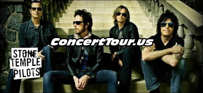 Stone Temple Pilots Plan 2015 Concert Tour Dates