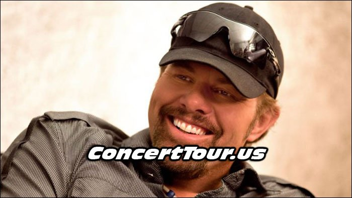 Toby Keith Announces 2015 Good Times & Pick Up Lines Tour