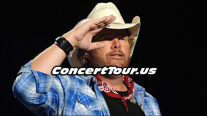 Toby Keith Salutes Our Great Military!