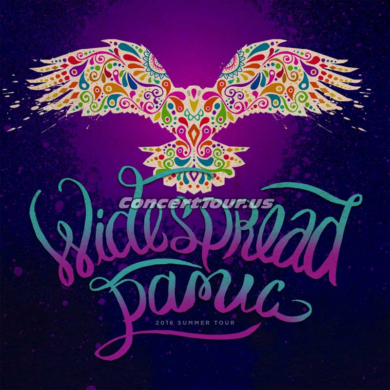 The band Widespread Panic has a great tour planned for Spring & Summer of 2016. Don't miss out!