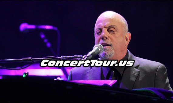 Billy Joel Performs Live On StageBilly Joel Performs Live On Stage