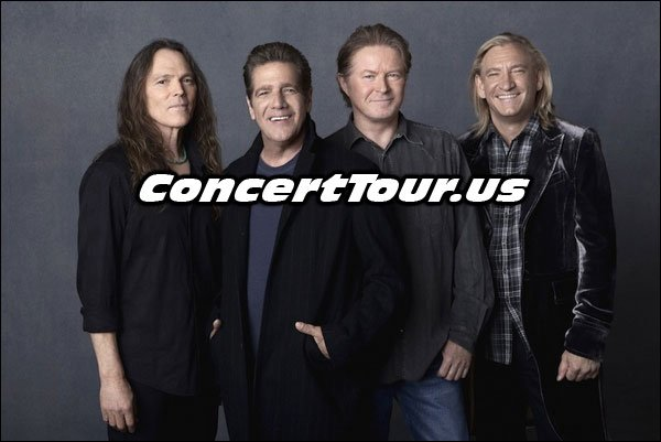 The History of the Eagles Tour has The Eagles performing this 2015 Spring and Summer