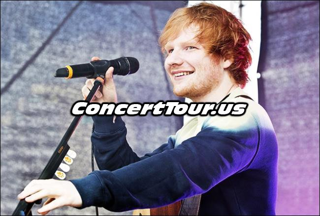 Ed Sheeran Preps for his 2015 X World Tour