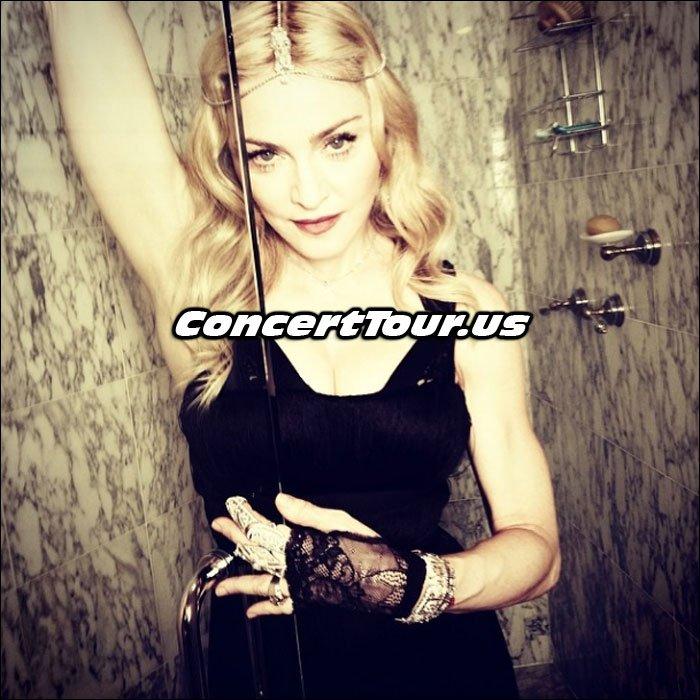 Madonna Stuns Fans and Announces Huge 2015 Concert Tour!