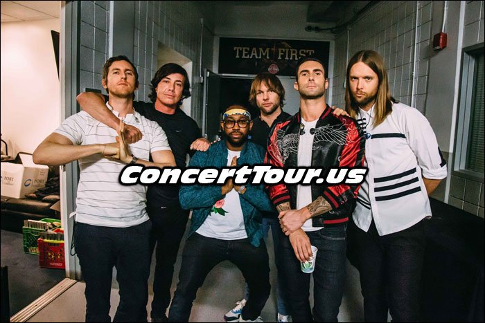 Maroon 5 will Perform on THE VOICE before their 2015 Tour!