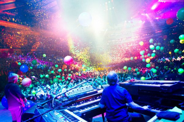 See PHISH on New Years Eve at Madison Square Garden!