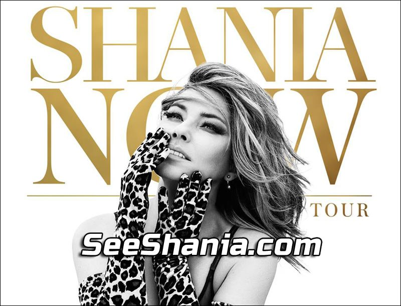 The NOW Tour by Shania Twain is going to be huge! Don't miss your chance to see her live.