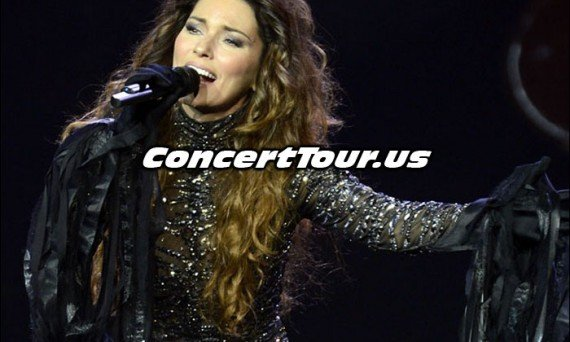 Shania Twain Just Wrapped Up Her 2 Year Residency in Las Vegas!