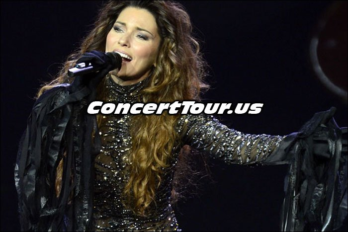 MUSIC VIDEOS – Shania Twain Live In Las Vegas – Watch Her Live Here!