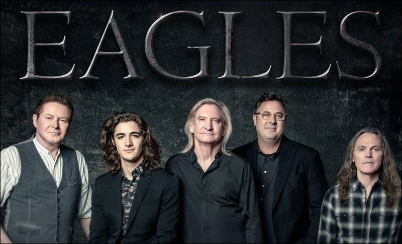 The Eagles Tour 2019 The Eagles Concert Tour Dates Concert Tour