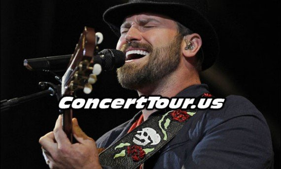Don't Miss Your Chance To See Zac Brown Band live in Concert!