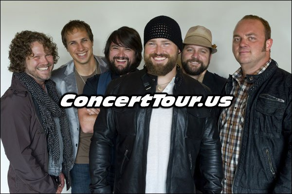 Present Zac Brown Band Lineup