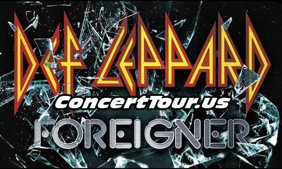 Def Leppard To Tour With Foreigner Later This Year!