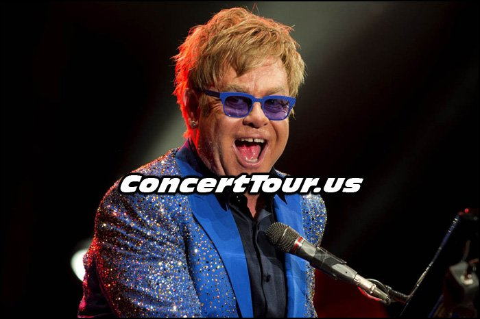 Will you be able to catch Elton John in concert this year? We hope so!