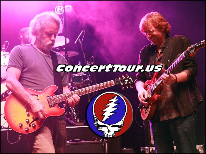Grateful Dead Reunion 'Fare Thee Well Tour' Adds 2 New Tour Dates in California