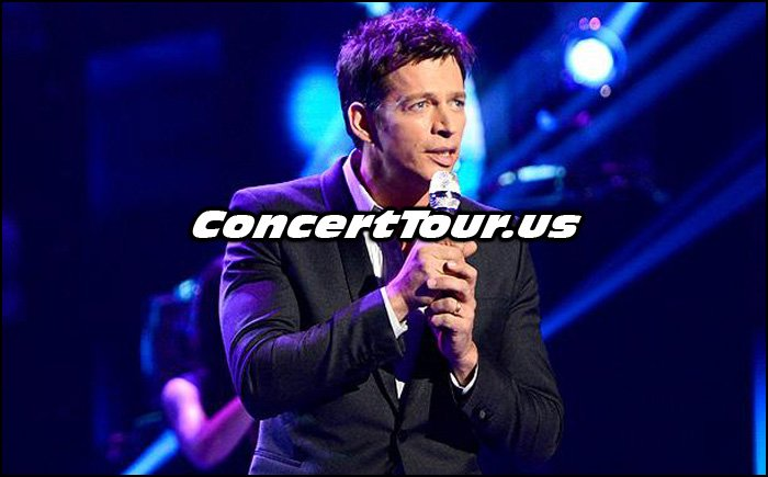 Harry Connick Jr Prepares For The 2nd Leg of His 2015 Tour