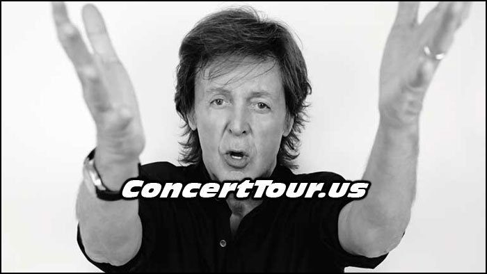 Paul McCartney is unstoppable! Here it is 2017 and he's going on tour again!