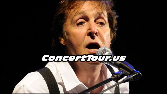 Paul McCartney Clears Up His Schedule To Tour Around The World This ...