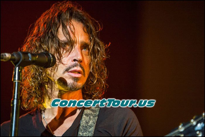 Chris Cornell Will Be On Tour This Year! See Him Live In Concert At A Venue Near You!