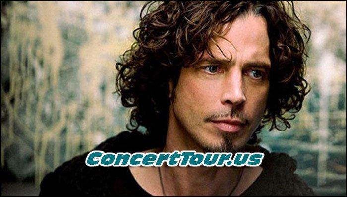 Chris Cornell, Frontman for Soundgarden & Audioslave, Announces Solo Concert Tour!