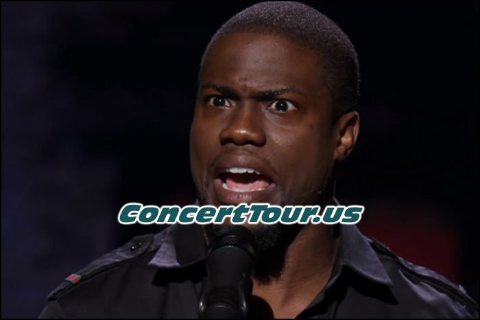 Kevin Hart, the Hilarious Comedian and Actor, Will Be On Tour For The Rest of the Year!