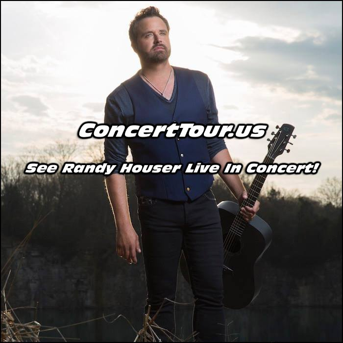 Randy Houser shakes up country music with his new tour!
