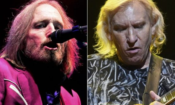 These will be epic concerts! You get to see Tom Petty & The Heartbreakers, along with Joe Walsh! What a night!