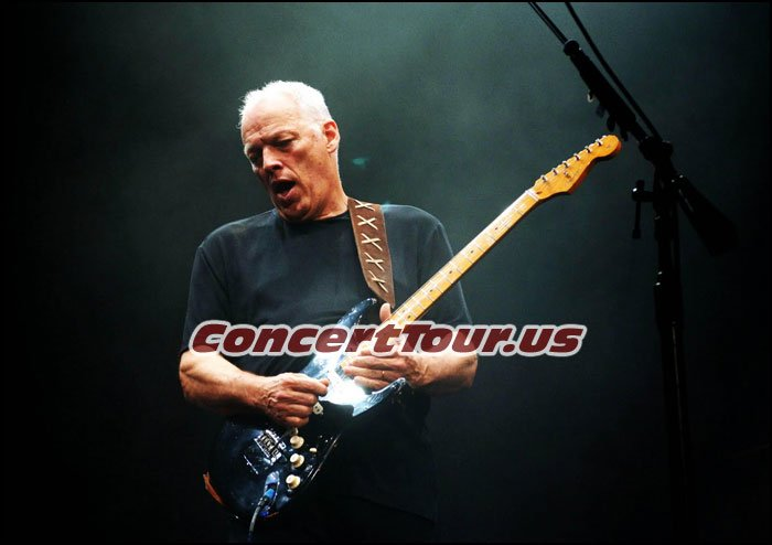 David Gilmour Hopefully Will Tour in 2018. Pink Floyd Fans, Stay Tuned!
